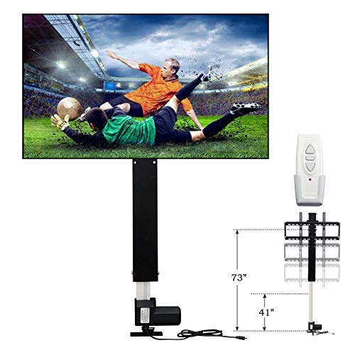 ECO-WORTHY Automations -Motorized TV Mount Lift with Remote Control for 26 to 60 Inch Screens