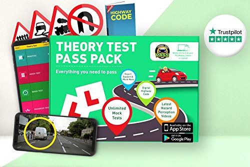 Theory Test Pack 2021 / 22 - UK Driving Theory & Hazard Perception