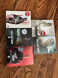 The Last Ship Season 1-5 Bundle Complete Series
