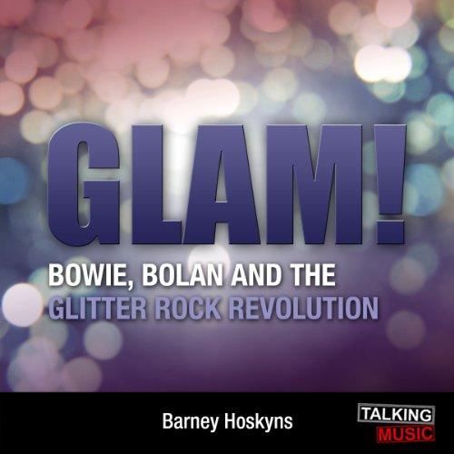 Glam! audiobook cover art