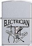 Zippo Windproof Lighter Electrician