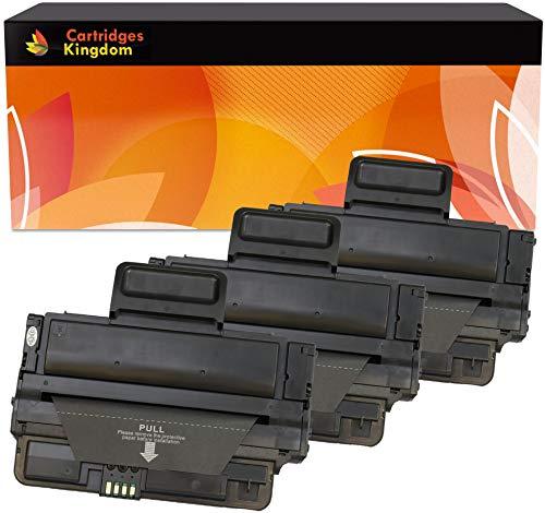 3 Premium Toner kompatibel für Samsung ML-2850, ML-2850D, ML-2850ND, ML-2851ND