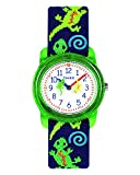 Timex Boys' T72881 Year-Round Analog Quartz Blue Watch