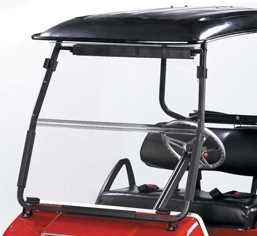 Club Car DS Golf Cart Clear Windshield 1982-2000
