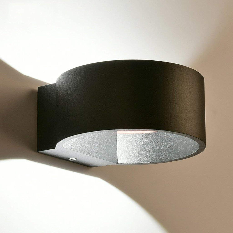 Unbekannt FEI Einfache Moderne Wohnzimmer-Wand-Lampen-kreative Persnlichkeits-Studie-Wandlampe-europische Kunst führte Nachttisch-Wand-Lampe