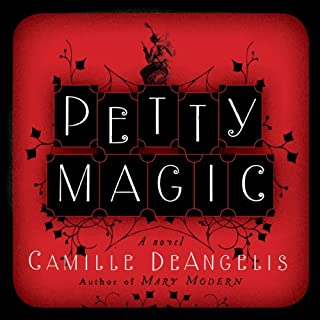 Petty Magic audiobook cover art