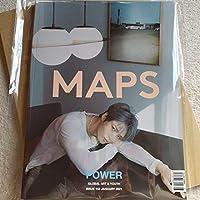 。J-JUN 韓国雑誌 MAPS 2021年 01月号 ジェジュン表紙