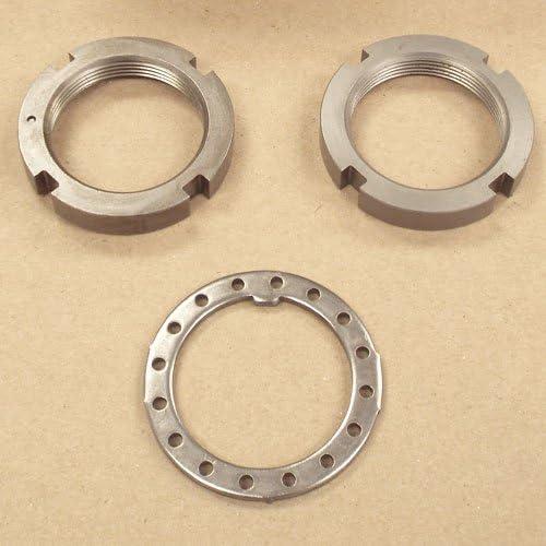 Dana Spicer Dana Spindle Nut Kit 28068X Locking Hub Spindle Nuts