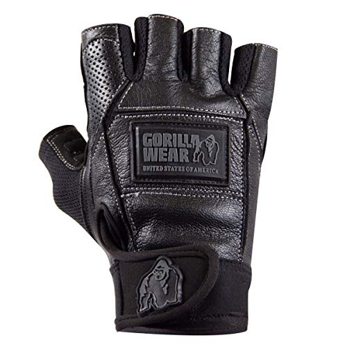 Gorilla Wear Hardcore Gloves Black, XXXL