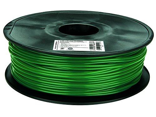 Velleman - Filamento PLA per stampanti 3D, 1,75 mm, colore: verde abete