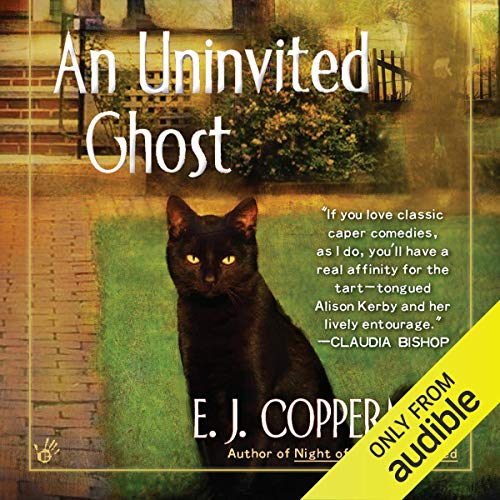 An Uninvited Ghost cover art
