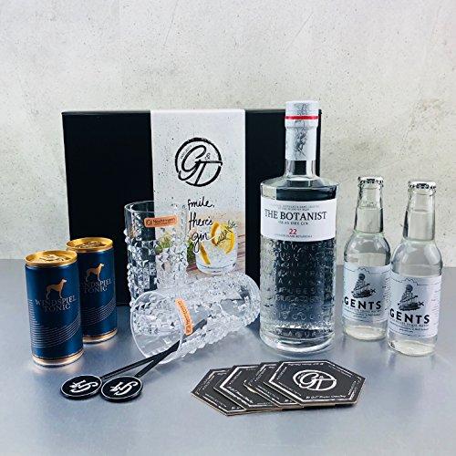 The Botanist Islay Dry Gin & Tonic Geschenkset
