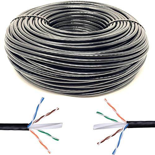 Mr. Tronic 50m Cavo di Rete Ethernet   CAT6,