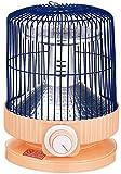NFJ Calefactor Portátil Eléctrico Calefactor,Calentador, Calentador De Jaula De Pájaros, Calentador Pequeño para El Estudio De Dormitorio Oficina 900W Verde