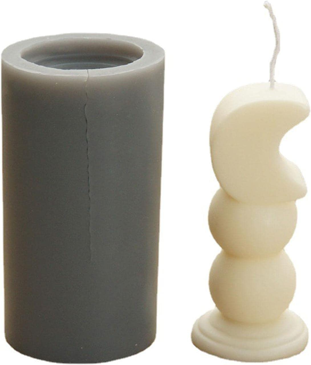 JJJZ Heart Candle Mold Fees free!! Loving Mail order cheap Making for Can Scepter