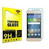 actecom Protector DE Pantalla para Huawei P8 Lite Smart Cristal Vidrio Templado