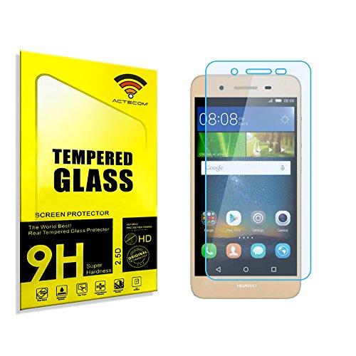 actecom® Protector DE Pantalla para Huawei GR3 / P8 Lite Smart 5