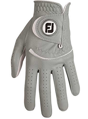 Footjoy Damen Spectrum Golf Handschuh, M grau