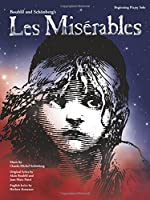 Les Miserables (Beginning Piano Solo Songbook)