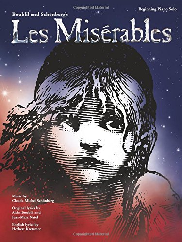 Les Miserables - Beginning Piano Solos