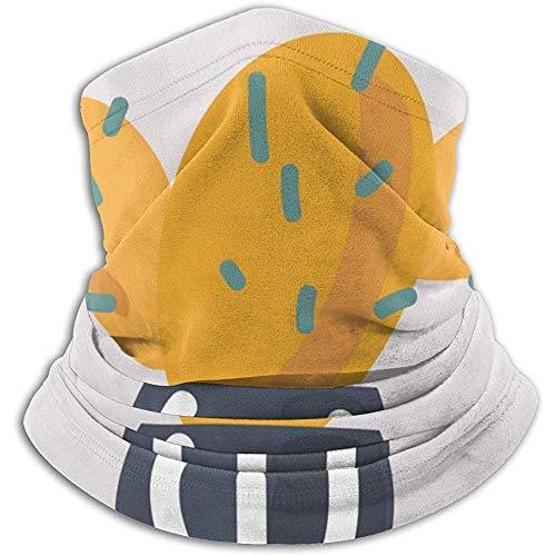 VVGETE Halstuch Kaktus Im Topf Stirnband Gesichtsmaske Kopftuch Kopfwickelschal Nackenwärmer Kopfbedeckung Sturmhaube Für Den Sport