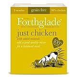 Forthglade - Grano para gallina (18 x 395 g, 2 unidades)