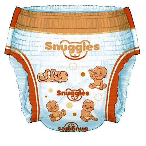 Snuggles Standard Large Size Diaper Pants (62 Count)
