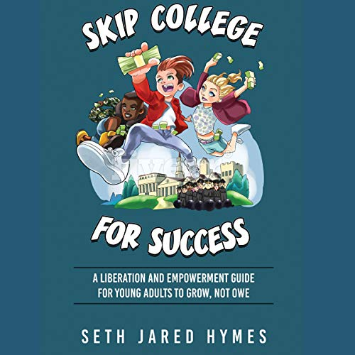 Skip College for Success audiobook cover art