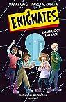 Enigmates ¡Encerrados en clase!: Resuelve el misterio con enigmas, acertijos y juegos de lógica par Capó