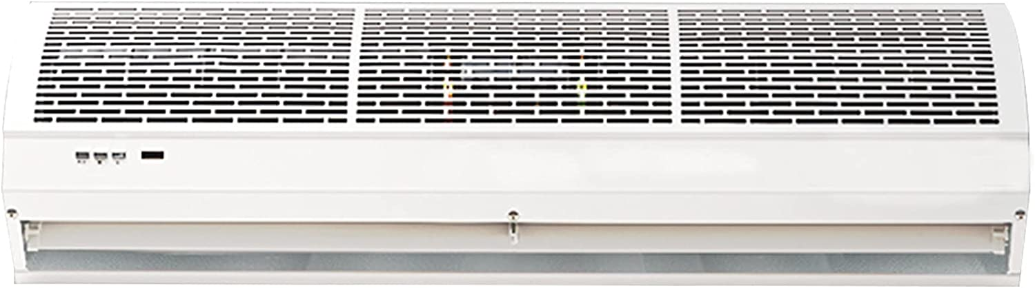 Wall-Mounted Air Curtain Adjustable Insulation Max 68% OFF Speed 40% OFF Cheap Sale Heat Wind