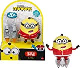 Minions: Loud 'n Rowdy Otto Talking Action Figure with Kung Fu Rocket Skates Toy, Kids Gift Ages 4 Years & Older