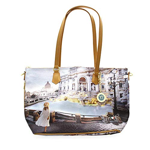 YNOT Yes Bag - YES-396S1ROMA - Bolso para mujer multicolor