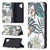 Sac de téléphone portable Pour Samsung Galaxy A32 (4g) Portefeuille en cuir PU de Premium (4G), en...
