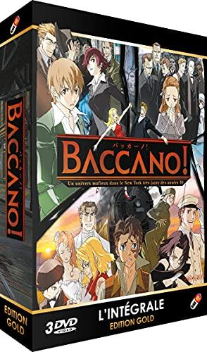 Baccano-L'intégrale [Édition Gold]