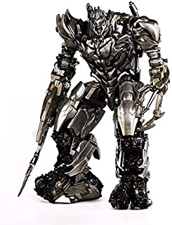 Black Mamba Transformer LS-06 Alloy Tank Mega Commander