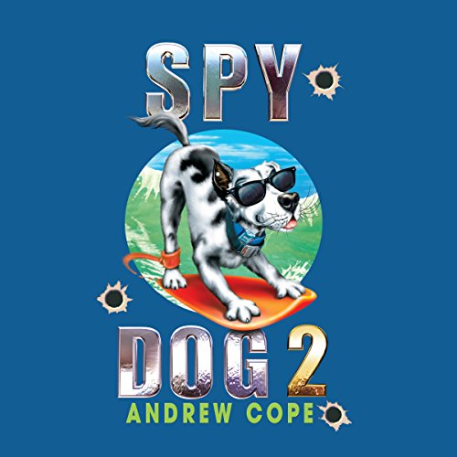 Spy Dog 2 cover art