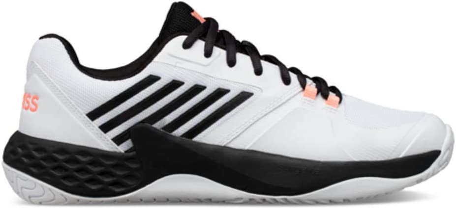K-Swiss Men's Aero Tennis 1 year warranty Court Bargain Shoe