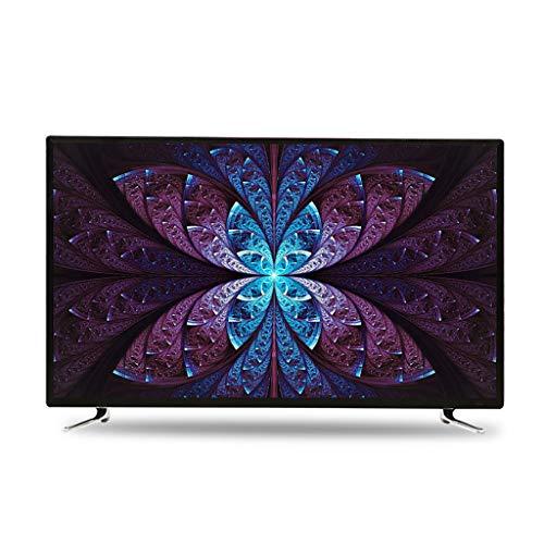 OCYE Smart TV 32/42/50 Zoll, Ultraklarer Bildschirm + HDR-Bildqualitätspanel, IPS-Hardscreen, H.265-Decodiertechnologie, USB, HDMI, AV-Schnittstelle, 600 Cd / ㎡ Helligkeit, Netzwerkfernsehen