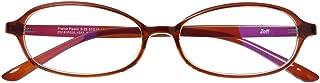 オーバル型PCめがね Zoff PC CLEAR PACK (ブルーライト50%カット) ゾフ PCメガネ 眼鏡 めがね 黒縁 ダテメガネ メンズ 男性用 レディース 女性用 プラスチック
