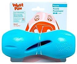 WEST PAW Zogoflex Qwizl Dog Puzzle Treat Toy