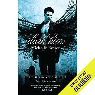 Dark Kiss audiobook cover art