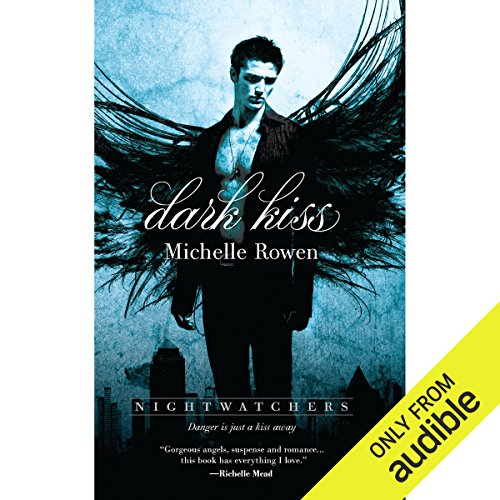 Dark Kiss audiobook cover art