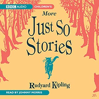 Just So Stories     How the Whale Got His Throat              Di:                                                                                                                                 Rudyard Kipling                               Letto da:                                                                                                                                 Johnny Morris                      Durata:  7 min     1 recensione     Totali 5,0