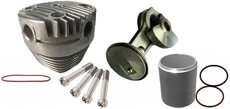 VIAIR 480C Compressor Connecting Rod / Piston / Cylinder Wall / Head Rebuild Kit