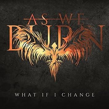 What If I Change
