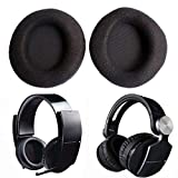Replacement Ear Pads Repair Parts Compatible with Sony Playstation 3,Playstation 4 Headset,PS3 PS4 PS Vita Pulse Elite Edition Stereo 7.1 Headphone