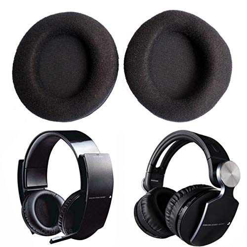 Replacement Ear Pads Repair Parts for use with Sony Playstation 3,Playstation 4 Headset,PS3 PS4 PS Vita Pulse Elite Edition Stereo 7.1 Headphone