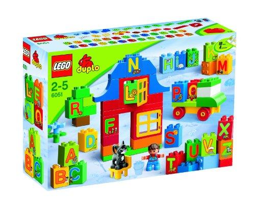 LEGO Duplo 6051: Spaß mit Buchstaben (englische Version).