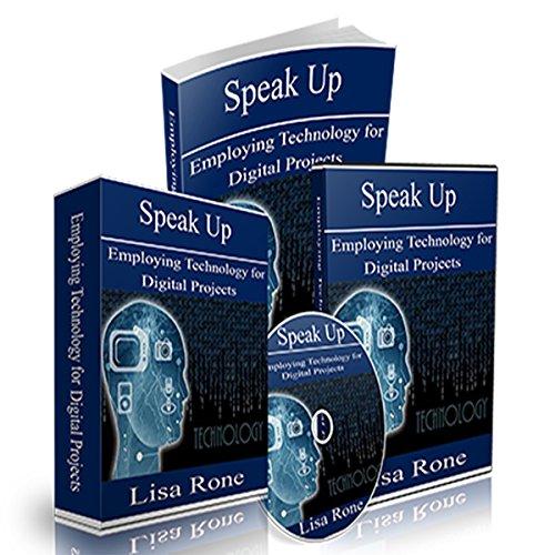 『Speak Up: Employing Technology through Digital Projects』のカバーアート