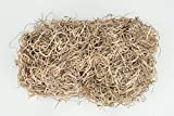 NaDeco Tillandsia Moss Natur 50g Dschungelmoos Deko Moos Bastelmoos Dekomoos Louisianamoos Spanisches Moos Bastel Moos Moos zum Basteln Floristenmoos